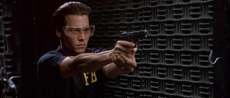 "Johnny Depp – ""Donnie Brasco"" (1997), Mandalay Entertainment / Baltimore Pictures / Mark Johnson"